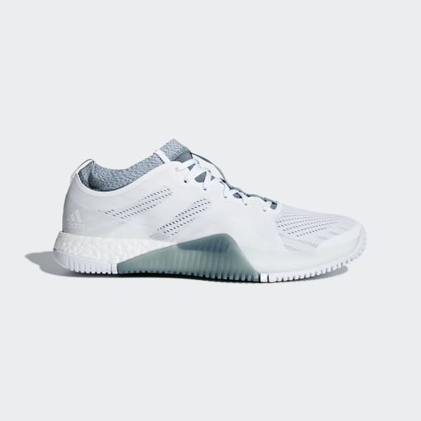 CrazyTrain Elite Parley Shoes White AC8062