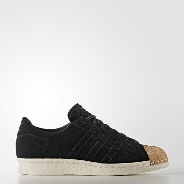 Superstar 80s Schuh schwarz BY2963