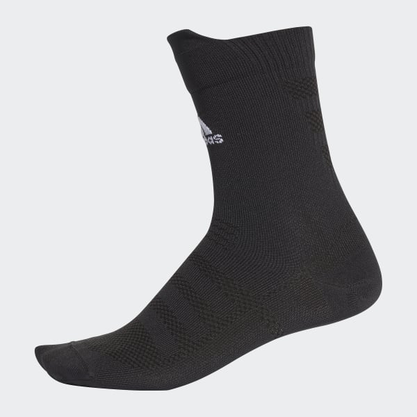 Alphaskin Ultralight Crew Socken schwarz CV7414