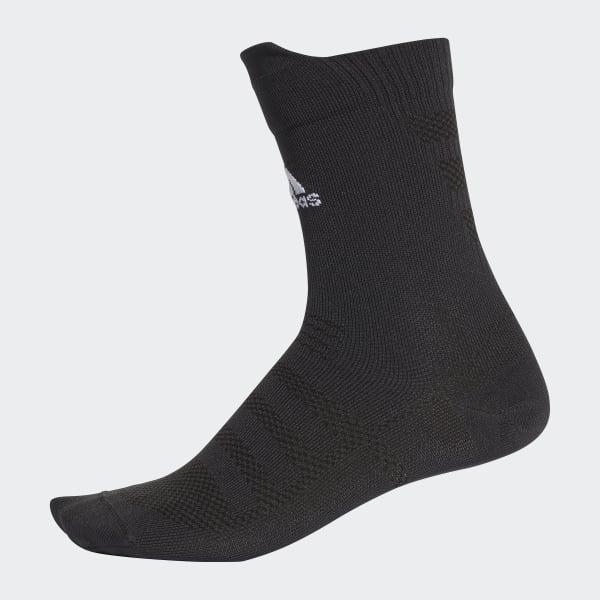 Alphaskin Ultralight Crew Socks Black CV7414