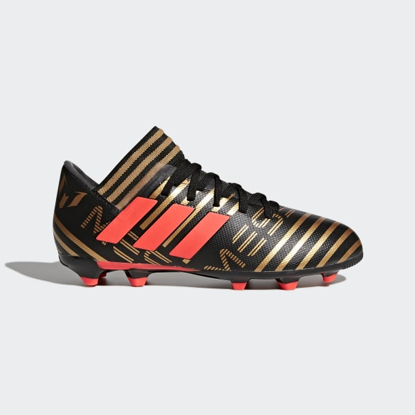 Scarpe da calcio Nemeziz Messi 17.3 Firm Ground Nero CP9173