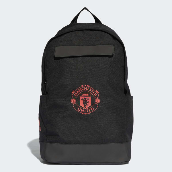 Morral Manchester United Negro CY5583