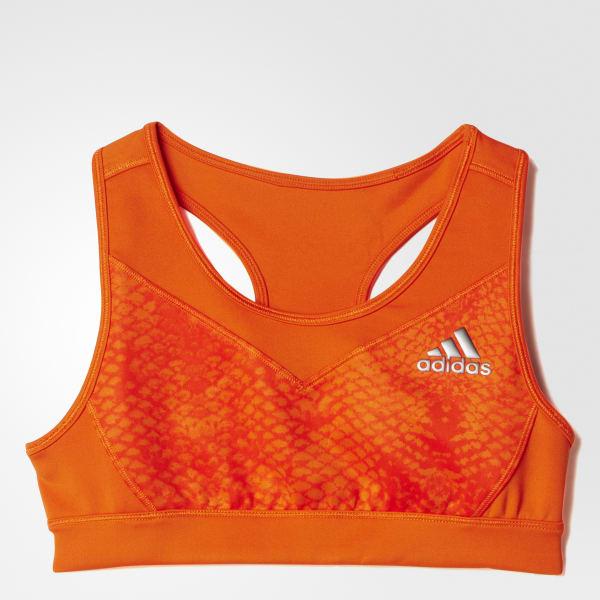 Printed Graphic Sport-BH orange BK2918