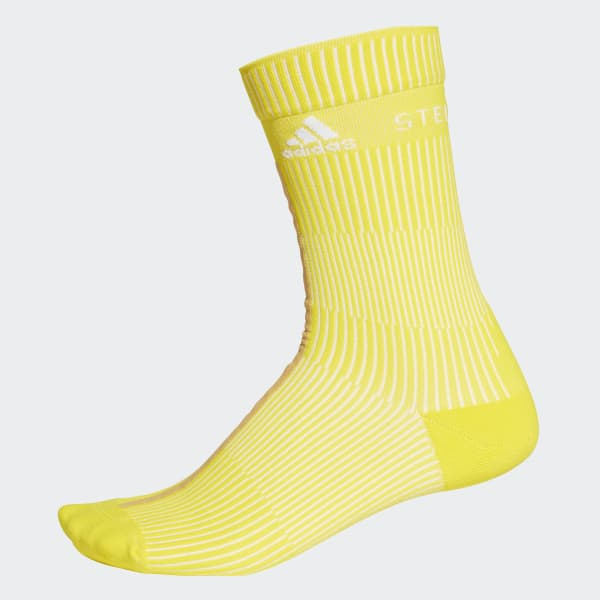 Calcetines cortos Amarillo CF4187