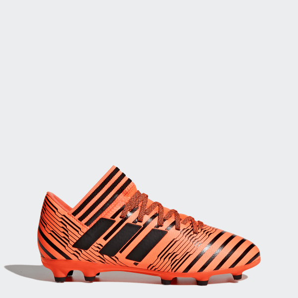 Scarpe da calcio Nemeziz 17.3 Firm Ground Arancione S82428