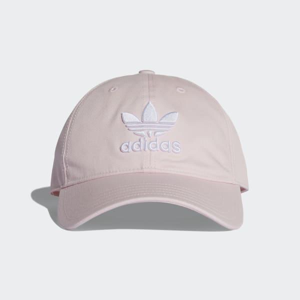Trefoil Classic Cap Pink DJ0882