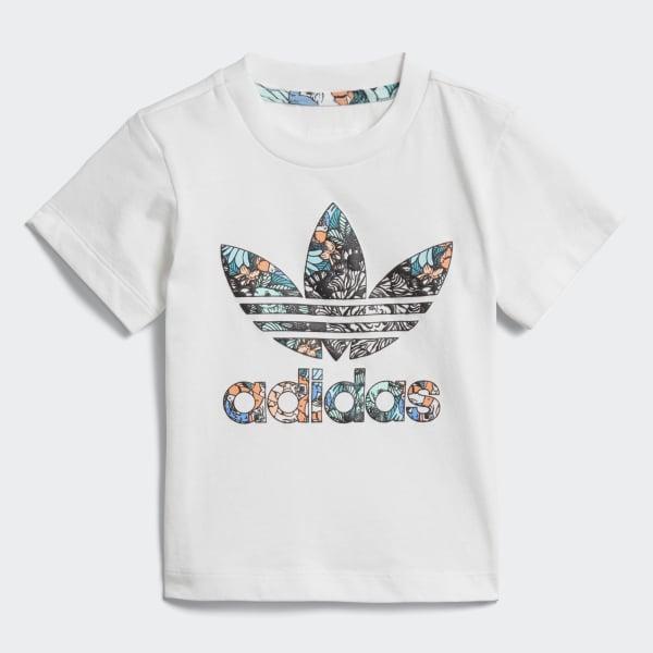 Zoo T-Shirt weiß D98806