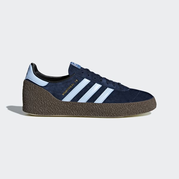 Montreal '76 sko Blå CQ2175