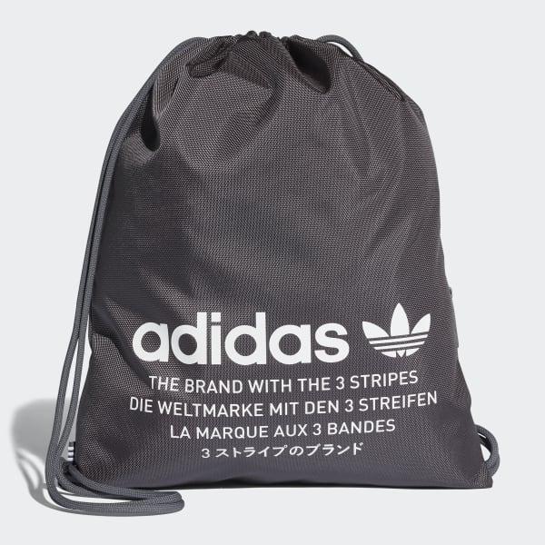 Mochila saco adidas NMD Gris CE5618