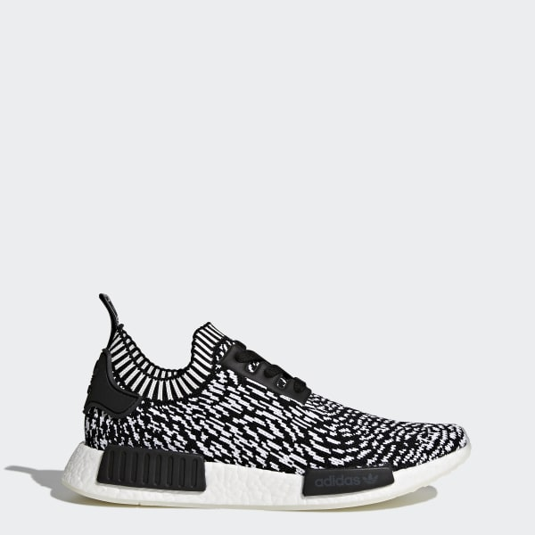 Chaussure NMD_R1 Primeknit noir BY3013