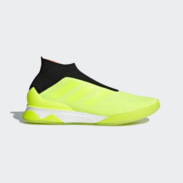 Zapatos de Fútbol Predator Tango 18+ Amarillo AQ0601