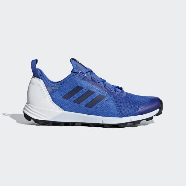 Zapatilla adidas TERREX Agravic Speed Azul AC7901
