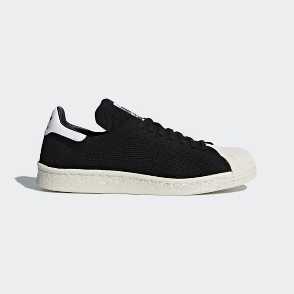Superstar 80s Primeknit Shoes Black CQ2232
