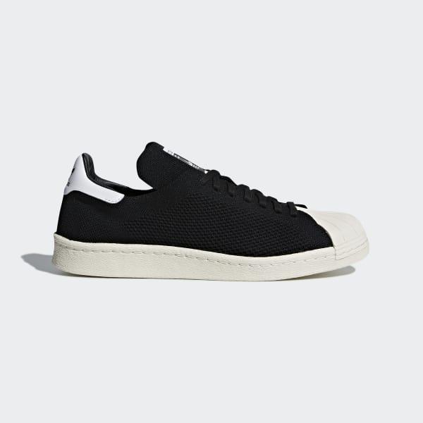 Superstar 80s Primeknit Shoes Svart CQ2232