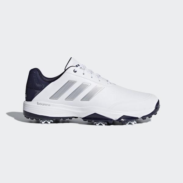 Adipower Bounce Wide Schuh weiß F33782