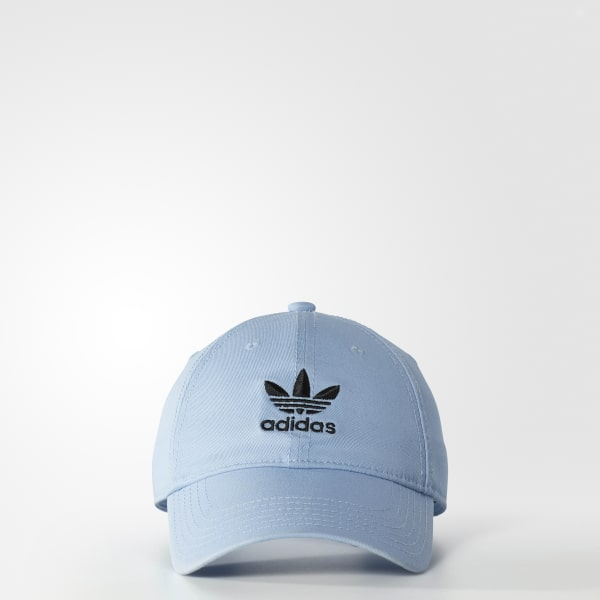 Relaxed Washed Cap Blue CI8466