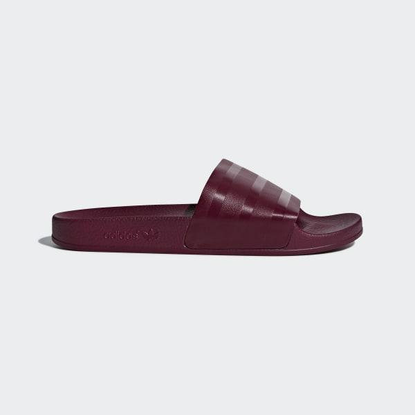 Adilette Slides Red CQ3095