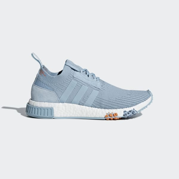 adidas NMD_Racer Primeknit Shoes - Blue | adidas US