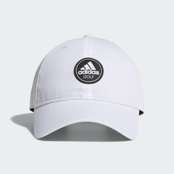 Cotton Relax Cap White CW0863