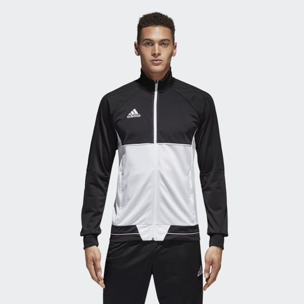 Tiro 17 Training Jacket Black BQ2598