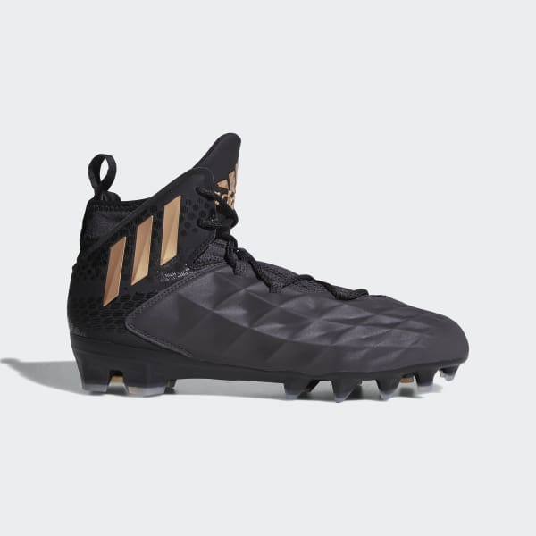 Freak LAX Mid Cleats Utility Black / Copper Metalic / Core Black CG4260
