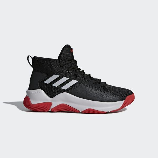 Streetfire Schoenen zwart BB7007