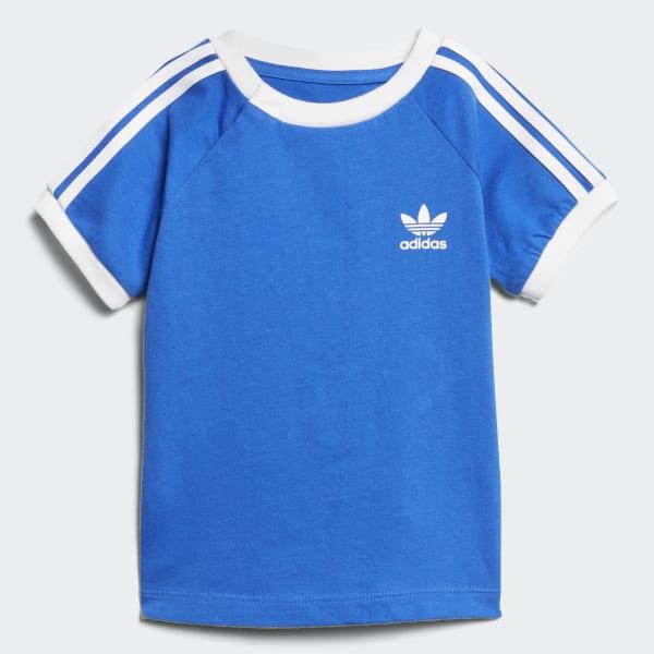 California T-Shirt blau CE1154