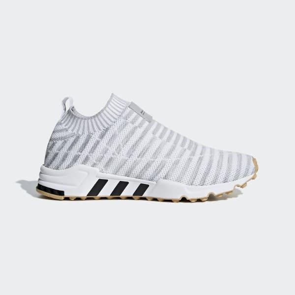 Chaussure EQT Support Sock Primeknit blanc B37534