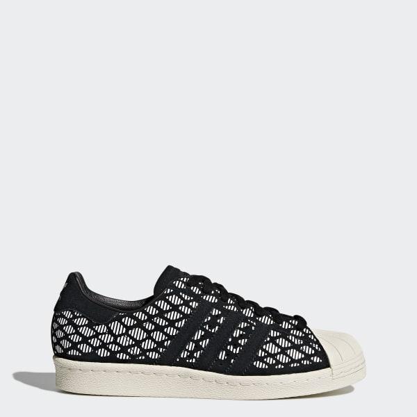 Chaussure Superstar 80s noir BZ0642