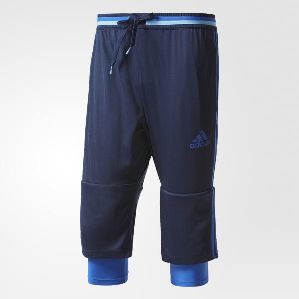 Condivo 16 Three-Quarter Pants Blue AB3117