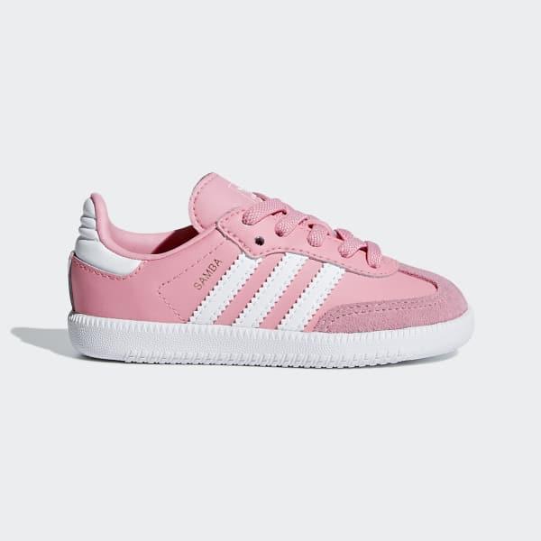 Samba OG Schoenen roze BB6964