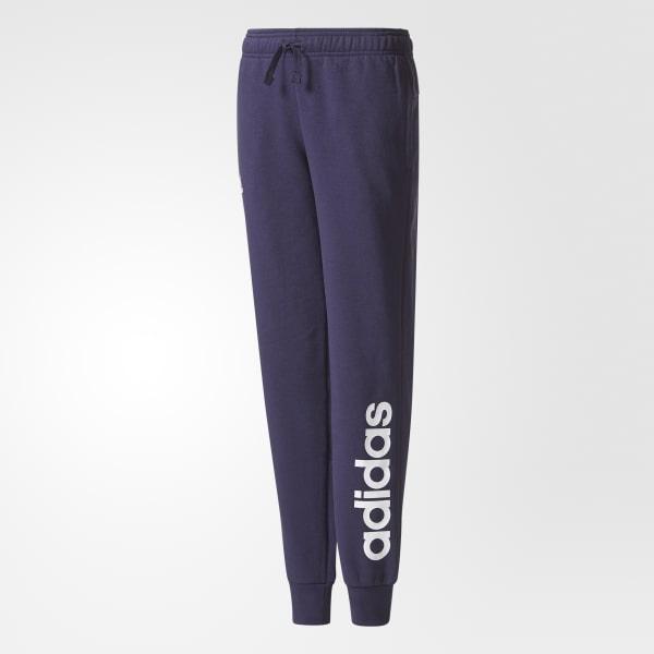 Pantaloni Essentials Linear Blu CF1713