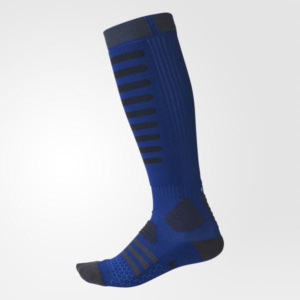Climalite High Intensity Knee Socks 1 Pair Azul CD9128