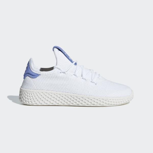 Pharrell Williams Tennis Hu Shoes White BD8068