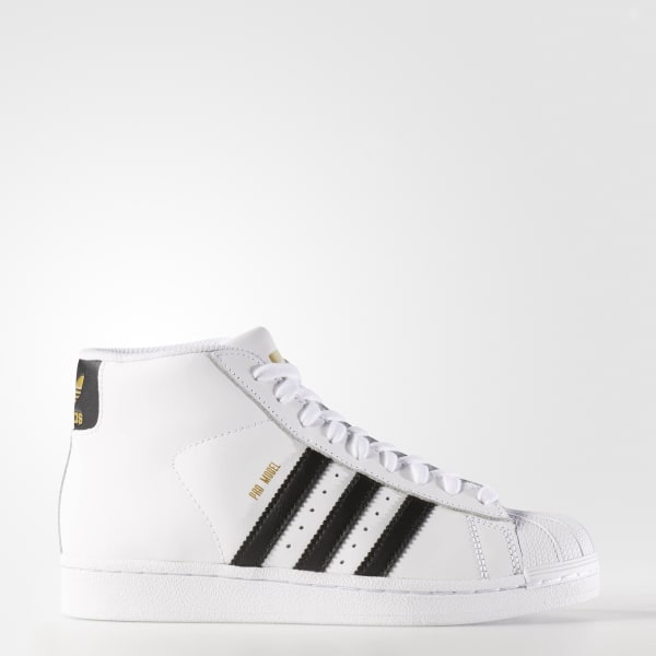 Pro Model Shoes White S85962
