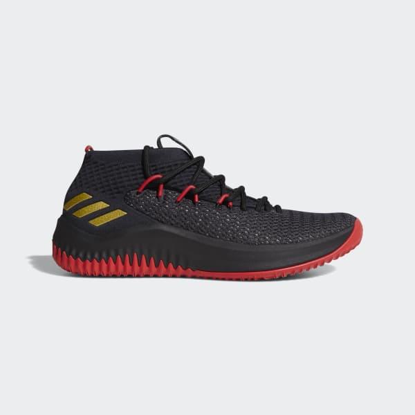 Dame 4 Shoes Black CQ1422