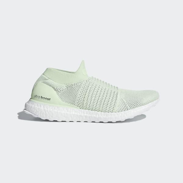Ultraboost Laceless LTD Skor Grön BB6223