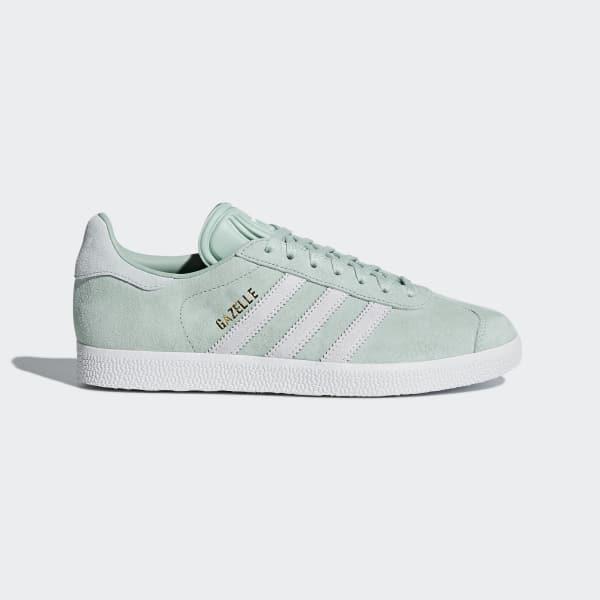 Gazelle Shoes Green CQ2189
