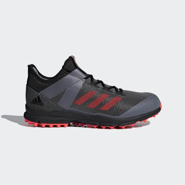 Zone Dox Shoes Black AC8779