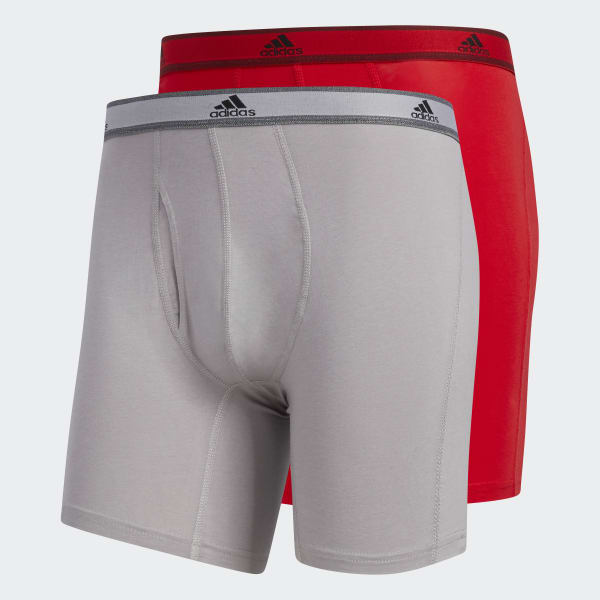 Relaxed Boxer Briefs Grey BH9990