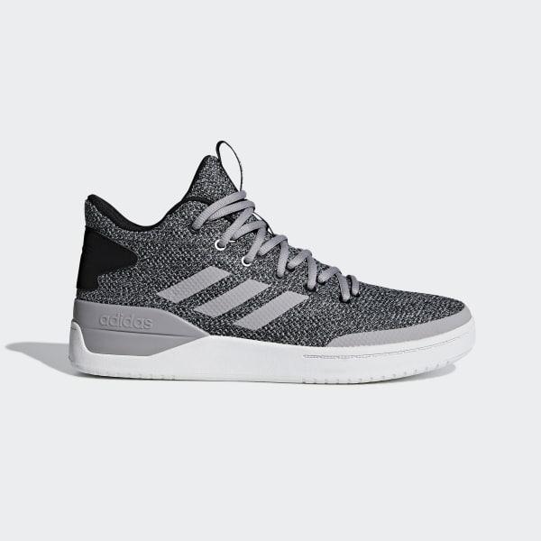 B-Ball 80s Shoes Grey BB7385