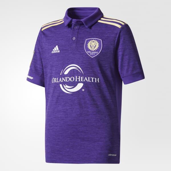 Orlando City SC Home Jersey Purple BP8176