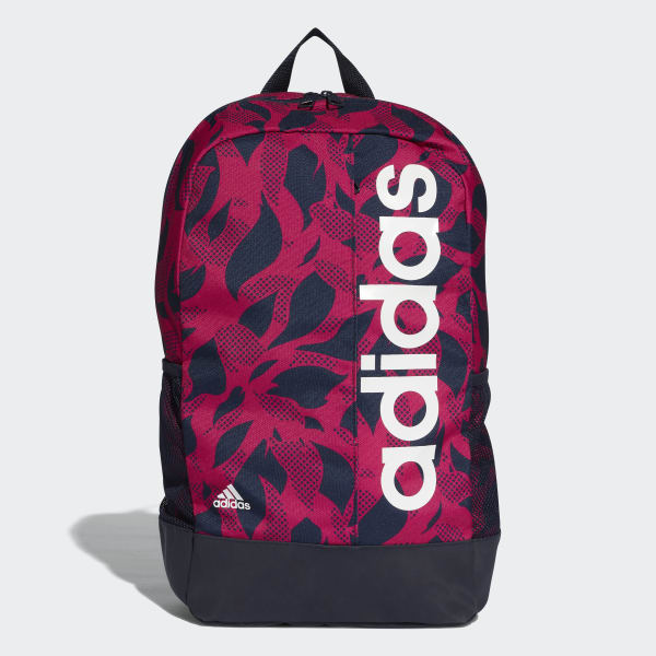 Graphic Backpack Pink DJ2113
