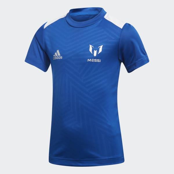 Messi Set blau DJ1492