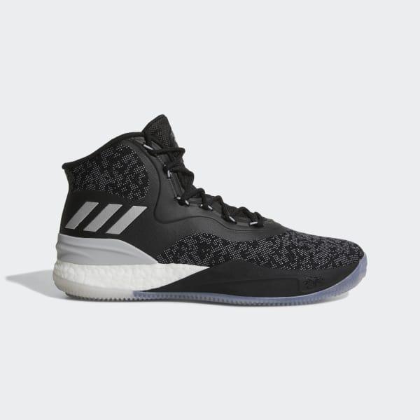 D Rose 8 Shoes Black CQ0847