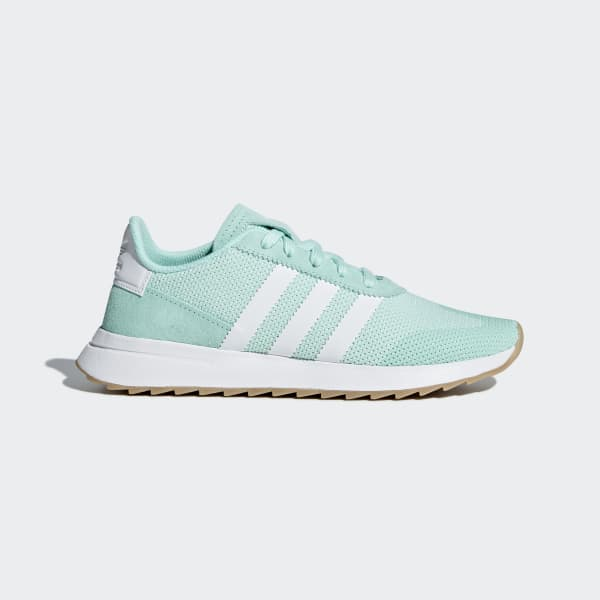 Chaussure FLB_Runner turquois DB2122