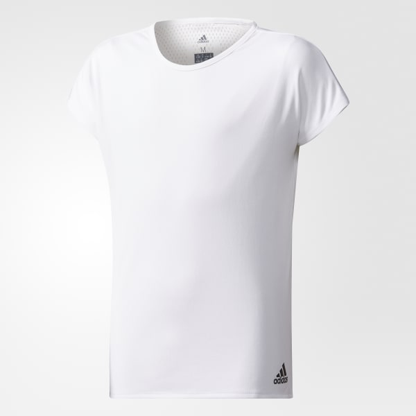 T-shirt Training Bianco CE6109