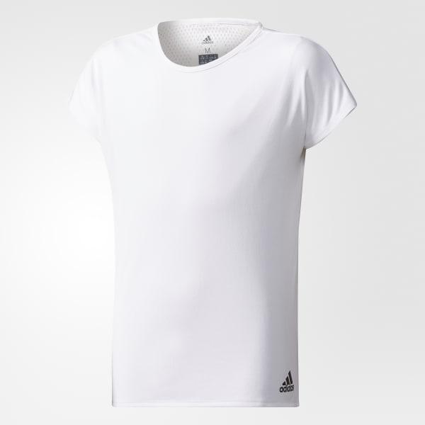 YG TR KNIT TEE Blanco CE6109