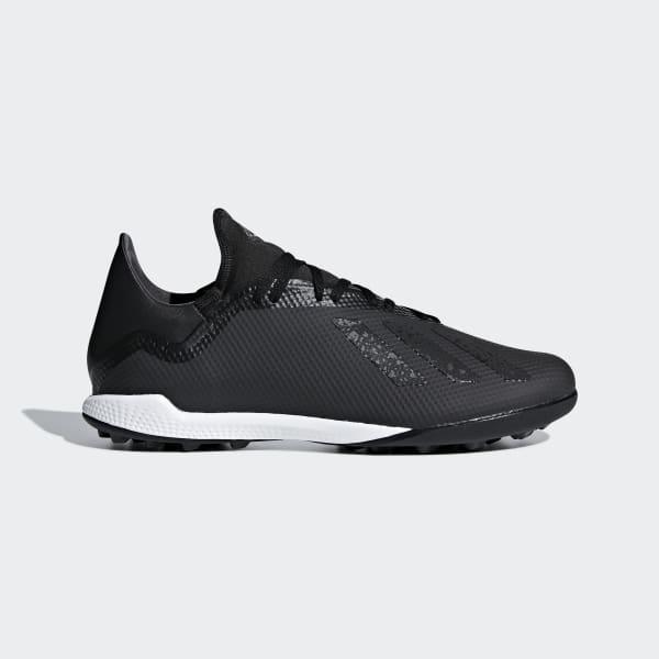 X Tango 18.3 Turf Shoes Black DB2476