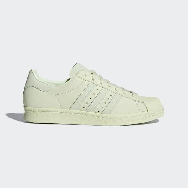 Superstar 80s Shoes Grön CQ2658